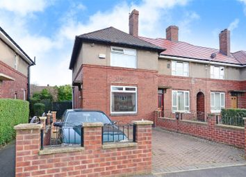 Thumbnail 2 bedroom end terrace house for sale in Pollard Crescent, Sheffield