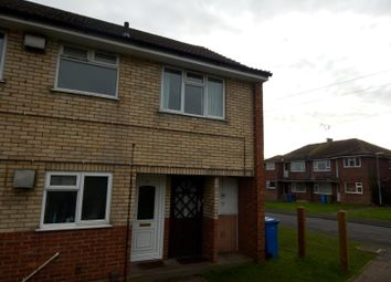 Thumbnail 2 bedroom flat to rent in Lilburne Avenue, Norwich