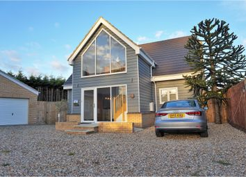 Thumbnail 3 bed detached house for sale in Mill Road, Lakenheath