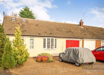 2 bed semi-detached bungalow for sale in Derwent Close, Partington, Manchester M31