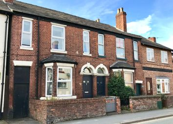 Thumbnail 3 bed end terrace house for sale in Station Road, Northwich