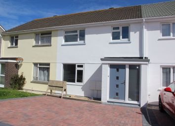 3 bed terraced house for sale in Sweet Briar Crescent, Newquay TR7