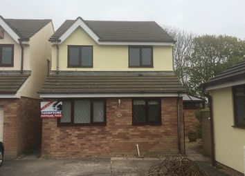 Thumbnail 3 bed detached house for sale in George Thomas Close, Nottage, Porthcawl
