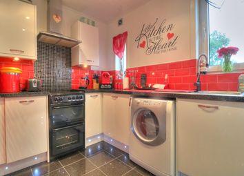Thumbnail 2 bedroom flat for sale in Millbrae Avenue, Chryston, Glasgow