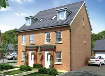 "Thumbnail 4 bed semi-detached house for sale in ""Rochester"" at Park Hall Road, Mansfield Woodhouse, Mansfield"