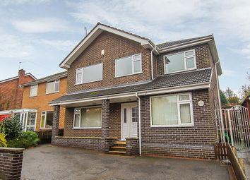4 bed detached house for sale in Weaverthorpe Road, Woodthorpe, Nottingham NG5