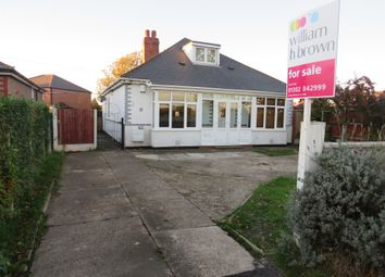 Thumbnail 3 bed detached bungalow for sale in Doncaster Road, Hatfield, Doncaster