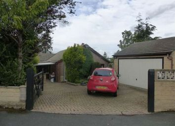 Thumbnail 3 bed detached bungalow for sale in Moor Lane, Kirkburton, Huddersfield