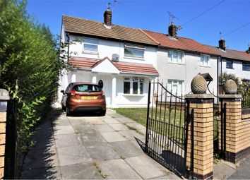 3 bed end terrace house for sale in Thomas Drive, Prescot L35