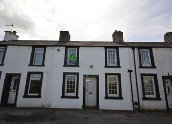 Thumbnail 1 bed terraced house for sale in Harras Road, Harras Moor, Whitehaven