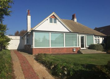 Thumbnail 3 bed detached bungalow for sale in Richmond Grove, Bexhill-On-Sea