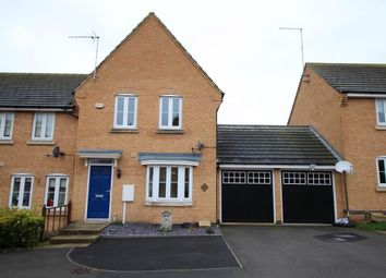 Thumbnail 3 bedroom end terrace house for sale in Kelso Close, Corby