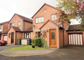 Thumbnail 3 bed link-detached house for sale in Saggars Close, Madeley Telford