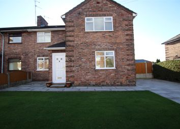 Thumbnail 3 bed semi-detached house to rent in Central Avenue, Eccleston Park