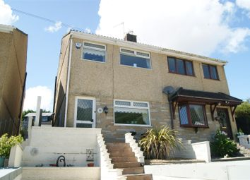 Thumbnail 3 bed semi-detached house for sale in Highlands Close, Neath Abbey, Neath
