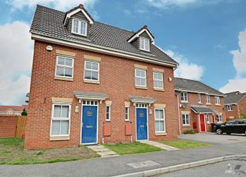 Thumbnail 3 bed detached house for sale in Archdale Close, Chesterfield, Derbyshire