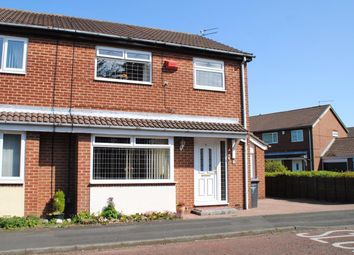 Thumbnail 3 bed semi-detached house for sale in Sherburn Grange North, Jarrow