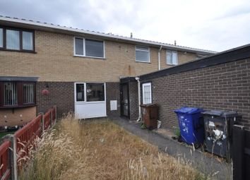 Thumbnail 3 bed terraced house for sale in St. Modwens Close, Stretton, Burton-On-Trent