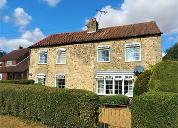 Thumbnail 4 bed cottage for sale in The Row, West Dereham, King's Lynn