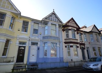 3 bed terraced house for sale in Cleveland Road, Plymouth, Devon PL4