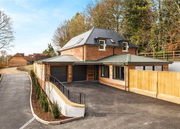 Thumbnail 4 bed detached house for sale in Main Road, Itchen Abbas, Hampshire