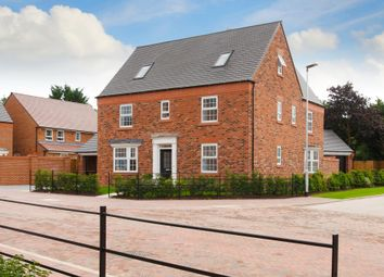 "Thumbnail 5 bed detached house for sale in ""Moorecroft"" at Adlington Road, Wilmslow"