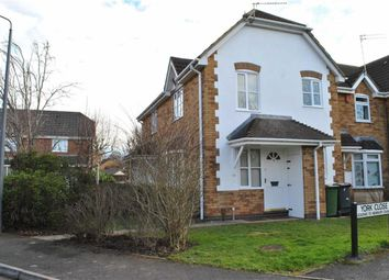 Thumbnail 1 bed end terrace house to rent in Lingfield Park, Downend, Bristol