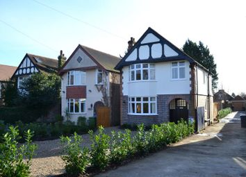 Thumbnail 3 bed detached house to rent in Church Road, Addlestone, Surrey