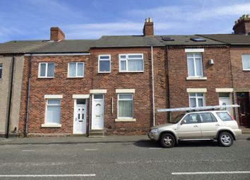 Thumbnail 3 bed terraced house for sale in Ann Street, Shiremoor, Newcastle Upon Tyne