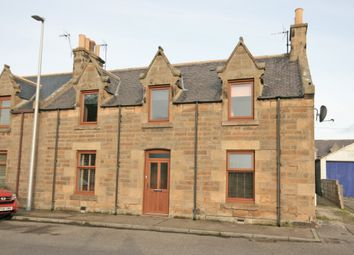 Thumbnail 4 bedroom semi-detached house for sale in 7 Harbour Street, Buckie