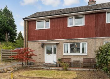 Thumbnail 3 bed semi-detached house for sale in Meikleriggs Drive, Paisley