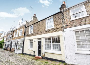Thumbnail 2 bedroom town house for sale in Denbigh Close, Notting Hill, London