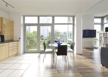 Thumbnail 2 bed flat for sale in Hunt Close, St Ann's Villas, London