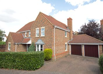 Thumbnail 5 bed detached house for sale in Moat Farm Close, Greenfield