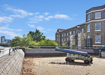 Thumbnail 1 bed flat for sale in Foreshore, London