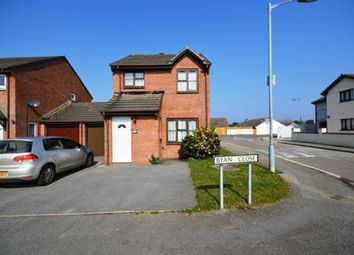 Thumbnail 3 bed detached house to rent in Byan Close, Threemilestone, Truro