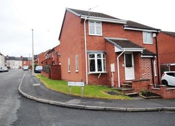 Thumbnail 2 bed semi-detached house for sale in Chalons Close, Ilkeston