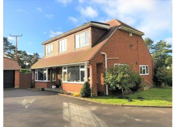 Thumbnail 3 bed detached house to rent in Bostwick Lane, Christchurch