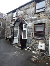 Thumbnail 1 bed flat to rent in St. Georges Lane, Barmouth