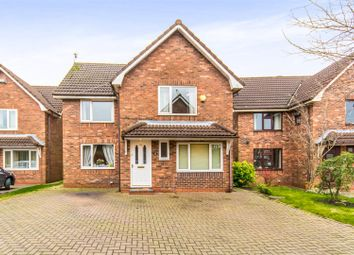 Thumbnail 4 bedroom detached house for sale in Bracken Close, Heywood