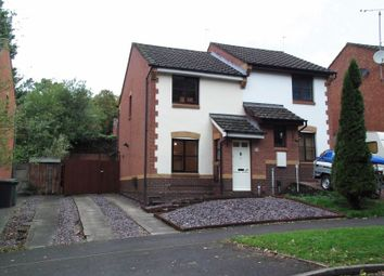 Thumbnail 2 bed semi-detached house to rent in Ellerdene Close, Headless Cross, Redditch