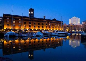 Thumbnail 2 bed property to rent in Sanderling Lodge, St Kathrines Dock, Wapping