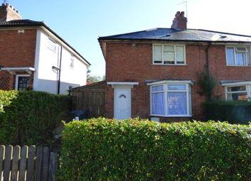 Thumbnail 3 bed semi-detached house for sale in Greenoak Crescent, Stircheley, Birmingham, West Midlands