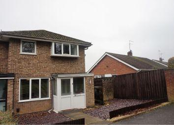 Thumbnail 3 bedroom end terrace house for sale in Boughton Lane, Northampton