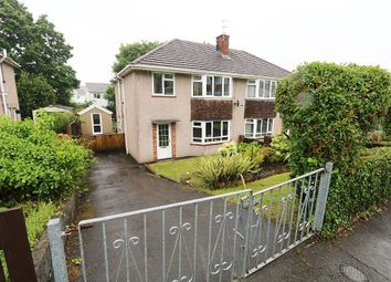 Thumbnail 3 bedroom semi-detached house for sale in Muirfield Drive, Mayals, Swansea, Glamorgan/Morgannwg
