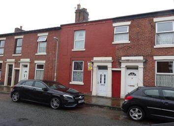 Thumbnail 2 bed terraced house for sale in Lovat Road, Preston