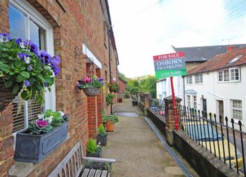 Thumbnail 3 bed terraced house for sale in Oxford Terrace, Jarvis Lane, Steyning