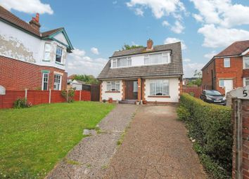 Thumbnail 3 bedroom detached house for sale in Manor Farm Road, Southampton