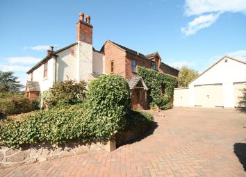 Thumbnail 4 bed detached house for sale in Sambrook, Newport