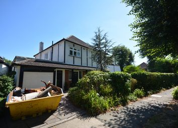 Thumbnail 4 bed detached house for sale in Castellan Avenue, Gidea Park, Romford